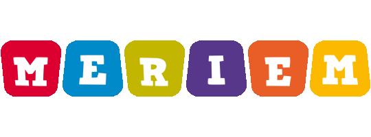 Meriem daycare logo