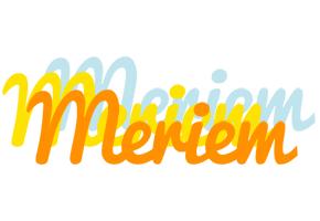 Meriem energy logo