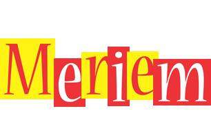 Meriem errors logo
