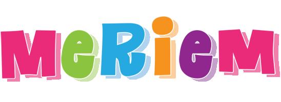 Meriem friday logo