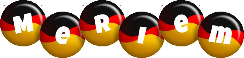 Meriem german logo