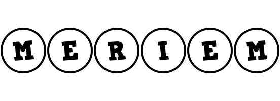 Meriem handy logo