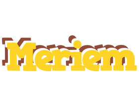 Meriem hotcup logo