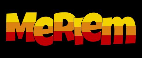 Meriem jungle logo