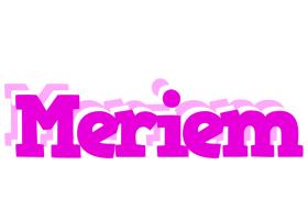 Meriem rumba logo