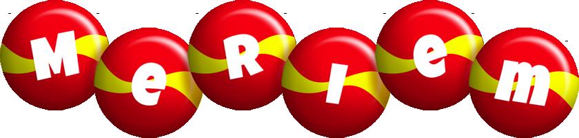 Meriem spain logo