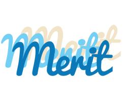 Merit breeze logo