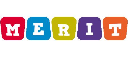 Merit daycare logo