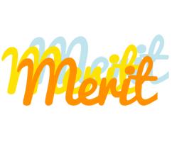Merit energy logo