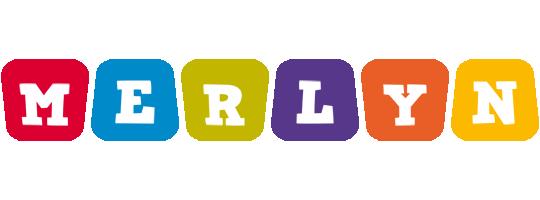 Merlyn daycare logo