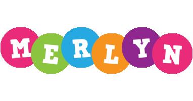Merlyn friends logo