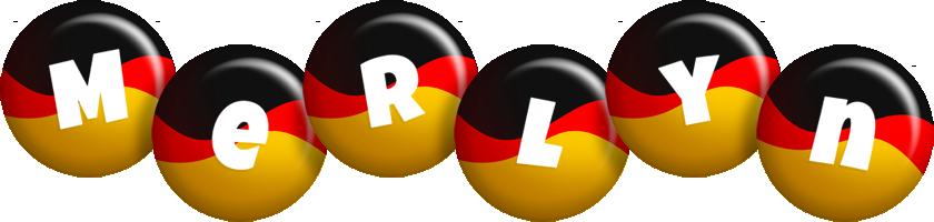 Merlyn german logo