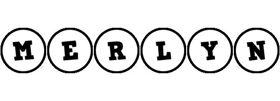 Merlyn handy logo