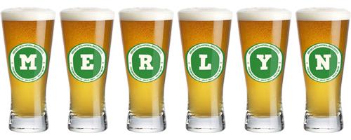 Merlyn lager logo