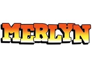 Merlyn sunset logo