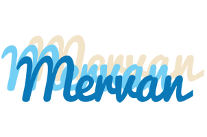 Mervan breeze logo