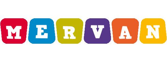 Mervan daycare logo