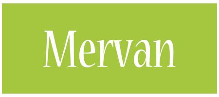 Mervan family logo