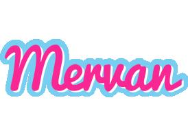 Mervan popstar logo