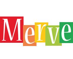 Merve colors logo
