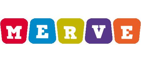 Merve kiddo logo