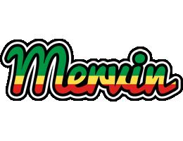 Mervin african logo
