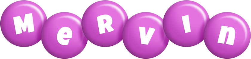 Mervin candy-purple logo