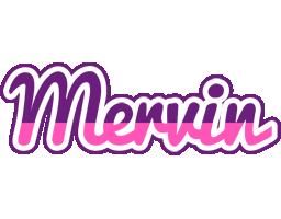 Mervin cheerful logo