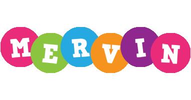 Mervin friends logo