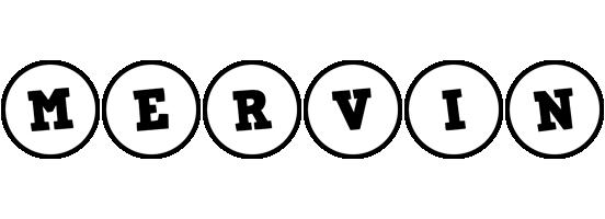 Mervin handy logo