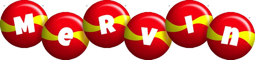 Mervin spain logo