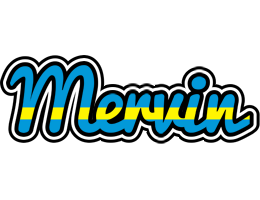 Mervin sweden logo