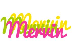 Mervin sweets logo
