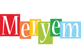 Meryem colors logo