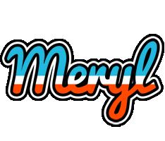 Meryl america logo