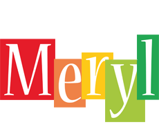 Meryl colors logo