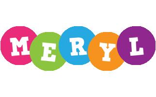 Meryl friends logo