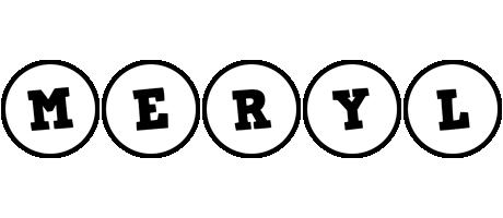 Meryl handy logo