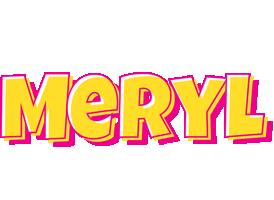 Meryl kaboom logo
