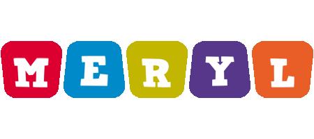 Meryl kiddo logo