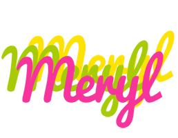 Meryl sweets logo