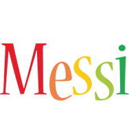 Messi birthday logo