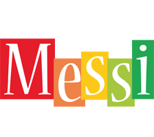 Messi colors logo