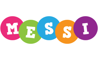 Messi friends logo