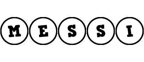 Messi handy logo