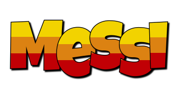 Messi jungle logo