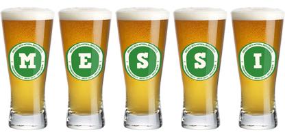 Messi lager logo