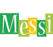 Messi lemonade logo