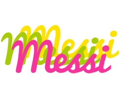Messi sweets logo