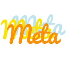 Meta energy logo
